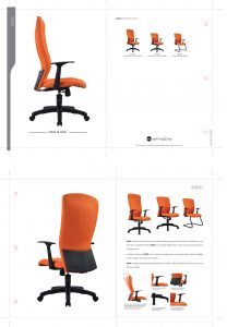 WYSEN office seating Kudo series