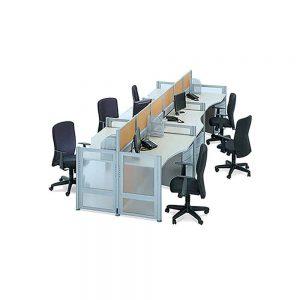 WYSEN office system U3-OpenPlan-Workstation